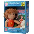 Runner Girl Ella's Story: Family Fun Run [With Doll] Cover Image