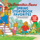 The Berenstain Bears Spring Storybook Favorites: Includes 7 Stories Plus Stickers! Cover Image
