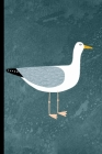 Notes: A Blank Guitar Tab Music Notebook with Seagull Cover Art Cover Image