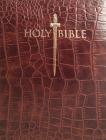 Sword Study Bible-OE-Personal Size Large Print Kjver Cover Image
