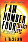 I Am Number Four: The Lost Files: The Legacies (Lorien Legacies: The Lost Files) Cover Image