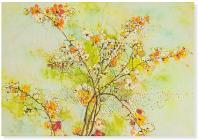 Note Card Dogwood Blossoms Cover Image