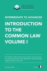 Introduction to the Common Law, Vol 1: English for an Introduction to the Common law, Vol 1 Cover Image