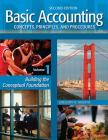 Basic Accounting Concepts, Principles, and Procedures, Vol. 1, 2nd Edition: Building the Conceptual Foundation Cover Image
