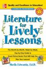 Literature for Lively Lessons Cover Image
