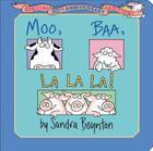 Moo, Baa, La La La!: Special 30th Anniversary Edition! Cover Image
