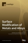 Surface Modification of Metals and Alloys Cover Image