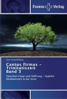 Cantus firmus - Trinitatiszeit Band 3 Cover Image
