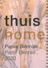 Thuis/Home. Paper Biennial 2020 Cover Image