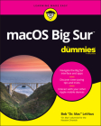 Macos Big Sur for Dummies Cover Image