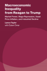 Macroeconomic Inequality from Reagan to Trump: Market Power, Wage Repression, Asset Price Inflation, and Industrial Decline Cover Image