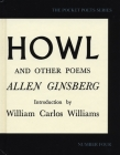 Howl and Other Poems (City Lights Pocket Poets) Cover Image