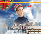 The Amish Christmas Cowboy (Amish Spinster Club #2) Cover Image