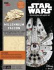 Incredibuilds: Star Wars: Millennium Falcon Deluxe Book and Model Set Cover Image