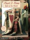 Heart & Home: Quilt of the Month Cover Image