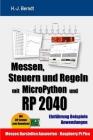 Messen, Steuern und Regeln mit MicroPython und RP2040 Cover Image