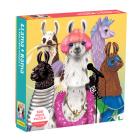 Puz 500 Family Llama Rama Cover Image
