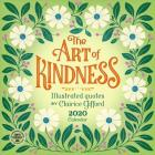 Art of Kindness 2020 Wall Calendar: Illustrated Quotes by Clairice Gifford Cover Image