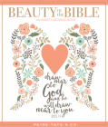 Beauty in the Bible: An Adult Coloring Book, Premium Edition Cover Image