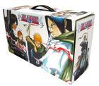 Bleach Box Set 1: Volumes 1-21 with Premium (Bleach Box Sets) Cover Image