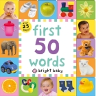 Lift-the-Flap Tab: First 50 Words (Lift-the-Flap Tab Books) Cover Image
