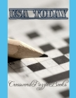 USA Today Crossword Puzzle Books: Super Crossword Puzzled, Books Of Crossword Puzzles, Crosswords Fun Themed Word Searches, Puzzles to Sharpen Your Mi Cover Image