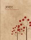 Japanese Writing Practice Notebook: Kanji Book Genkouyoushi Paper Cover Image