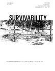 FM 5-103 Survivability Cover Image
