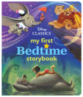 My First Disney Classics Bedtime Storybook (My First Bedtime Storybook) Cover Image