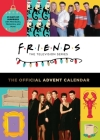 Friends: The Official Advent Calendar (2021 Edition) Cover Image
