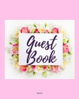Guest Book - Roses Bouquet Cover Image
