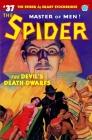 The Spider #37: The Devil's Death-Dwarfs Cover Image