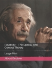 Relativity - The Special and General Theory: Large Print Cover Image