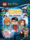 LEGO(R) Harry Potter(TM): Mischief Managed! 1001 Stickers Cover Image