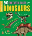 Micro Facts!: 500 Fantastic Facts about Dinosaurs Cover Image