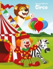 Livro para Colorir de Circo Cover Image