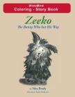 Zeeko, Coloring - Story Book Cover Image
