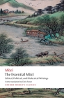 The Essential Mozi: Ethical, Political, and Dialectical Writings (Oxford World's Classics) Cover Image