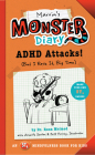 Marvin's Monster Diary: ADHD Attacks! (But I Rock It, Big Time) Cover Image