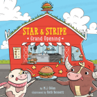 Star & Stripe 1: Grand Opening! (Star and Stripe) Cover Image