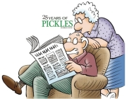 25 Years of Pickles Cover Image