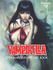 Vampirella 50th Anniversary Artbook Cover Image