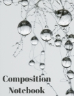 Composition notebook: Wide Ruled Lined Paper for Students Cover Image