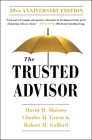 The Trusted Advisor: 20th Anniversary Edition Cover Image