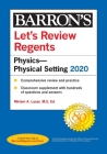 Let's Review Regents: Physics--Physical Setting 2020 (Barron's Regents NY) Cover Image