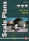 Fiat Cr.42 Falco (Scale Plans #31) Cover Image