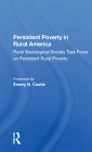 Persistent Poverty in Rural America Cover Image