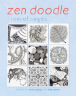 Zen Doodle: Tons of Tangles Cover Image
