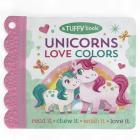 Unicorns Love Colors Cover Image