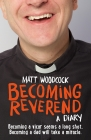 Becoming Reverend: A Diary Cover Image